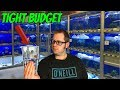 HOW TO SETUP YOUR FIRST AQUARIUM ON A TIGHT BUDGET