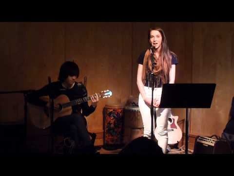 open mic night--You & I by Ingrid Michaelson