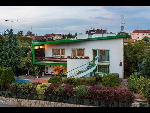 Video Prodej, Vila, 320 m2 - Praha - Řepy