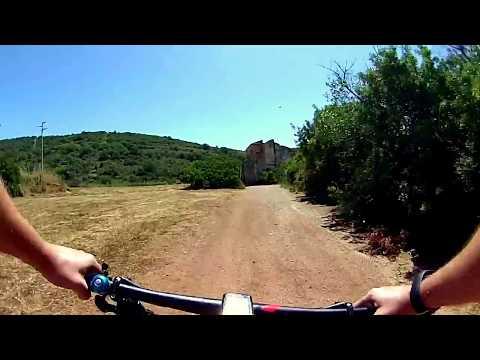 MTB-Elba Bike Park - Anello Capo d'arco- видео