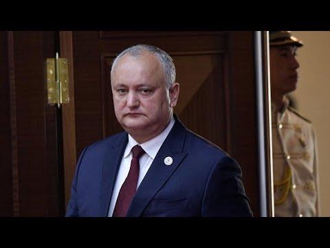 Moldawien: Staatskrise - Vollmachten von Präsident Dodon entzogen