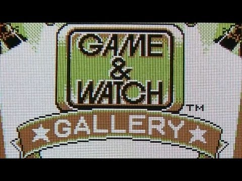 Game & Watch Gallery Game Boy