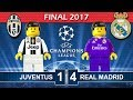 Champions League Final 2017 • Juventus vs Real Madrid • Lego Football Film Highlights