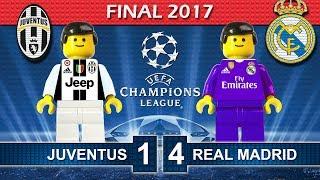 Video Champions League Final 2017 • Juventus vs Real Madrid • Goals Highlights Lego Football Film MP3, 3GP, MP4, WEBM, AVI, FLV Januari 2018