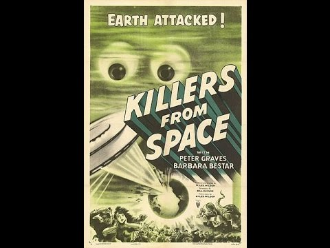Killers From Space (1954) - B Movie Classics