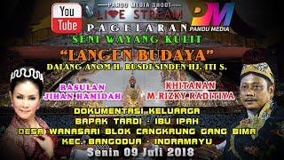 Video LIVE PAGELARAN WAYANG KULIT LANGEN BUDAYA DESA WANASARI BLOK CANGKRUNG MP3, 3GP, MP4, WEBM, AVI, FLV November 2018