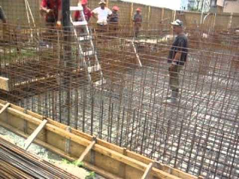 Betoniranje temeljne ploče