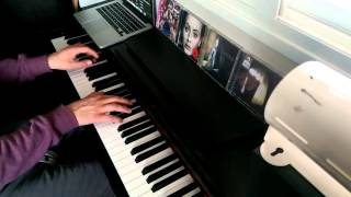 Lana Del Rey - Gods And Monsters (Piano Cover)