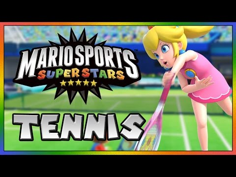Mario Sports Superstars: TENNIS (Multiplayer)