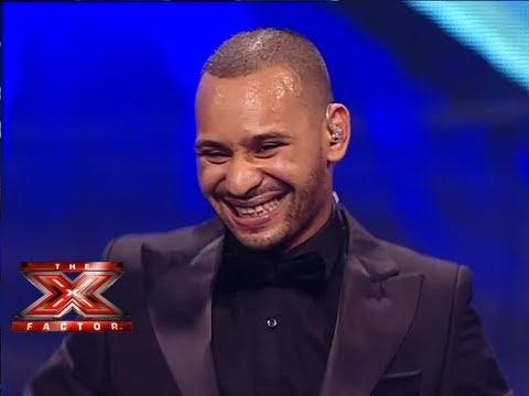 محمد الريفي - العروض المباشرة - الاسبوع 4 - The X Factor 2013