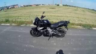 3. Kawasaki Versys 650 2011