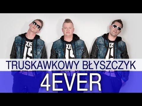 4 Ever - Truskawkowy błyszczyk