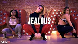 Video Kehlani - Jealous - Choreography by Delaney Glazer - #TMillyTV MP3, 3GP, MP4, WEBM, AVI, FLV Maret 2018