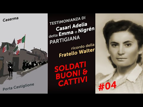Adelia Casari - Testimonianza