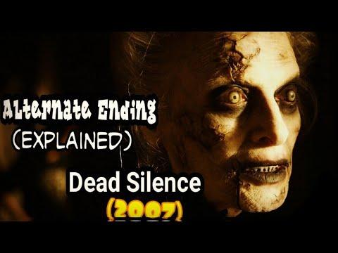 Dead Silence (2007) Alternate Ending Explained   Better Than Original??   Must Watch