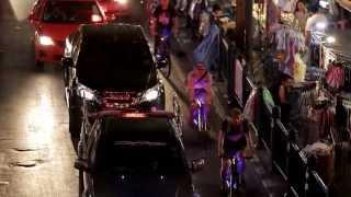 Megacities Of Asia: Bangkok Flyers