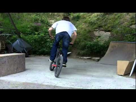 Some Easy BMX tricks