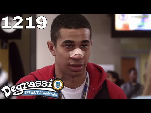 Degrassi: The Next Generation 1219 | Scream, Pt. 1