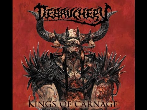 DEBAUCHERY - Let There Be Blood
