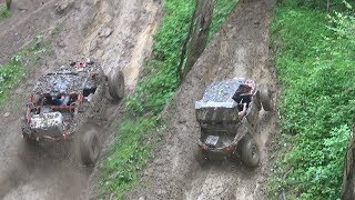 7. CAN-AM X3 VS POLARIS RZR VS CAN-AM MAVERICK HILL CLIMB