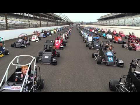 North carolina quarter midget association speedway