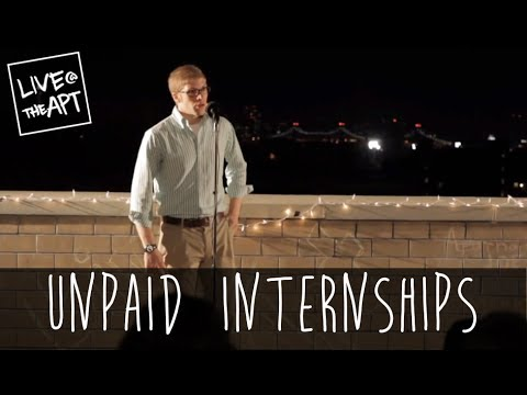 Foster Children and Interns - Joe Pera - Stand Up Comedy Live at the Apartment