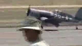 RC Airplane -- Corsair