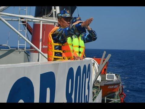 Thông tin về việc tàu VN và TQ đụng độ ở bãi Tư Chính (551) - Thời lượng: 13:21.