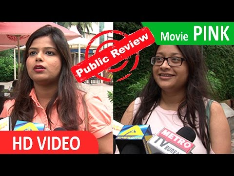 Public Review | PINK *****/5 | Social Message For Men To Behave With Women