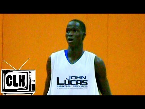 Thon Maker REVOLUTIONARY 7 FOOTER – Incredible Sophomore – Class of 2016 Basketball