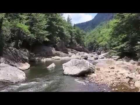 Linville Gorge by the Babel Trail