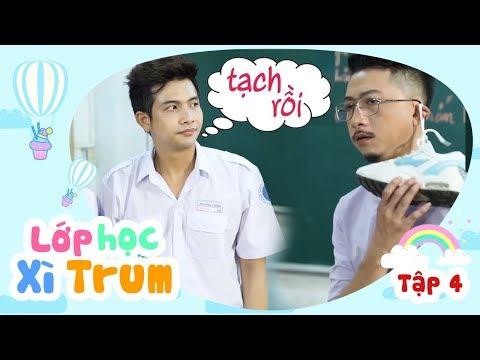 Sitcom Hài 2017 Lớp Học Xì Trum - Tập 6 Xì Trum Đại Chiến (Hứa Minh Đạt, Bình Bò, Thanh Tân)