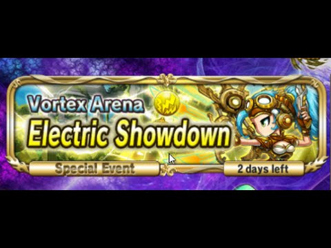 304 - Today we take a look at the Thunder Vortex Arena! This video was made by a participant in the Brave Frontier Content Creation Program Instagram: Dabearsfan06 Kamcord: http://kamcord.com/profile/d.