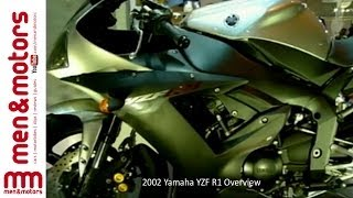 2. 2002 Yamaha YZF R1 Overview