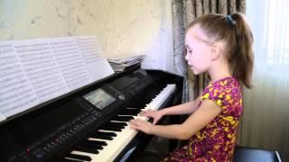 Без тебя. Дети поют. Виктория Викторовна 6 лет.
