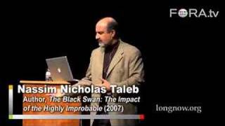 Nassim Taleb talks about Black Swans