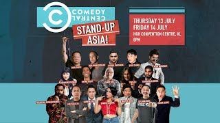 Comedy Central Asia: Stand-Up, Asia!
