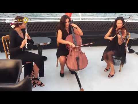 Tekne Organizasyonları Trio Dinletisi muzisyenbul.net