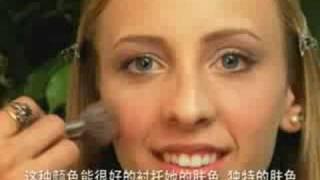化妆技巧:眼影篇