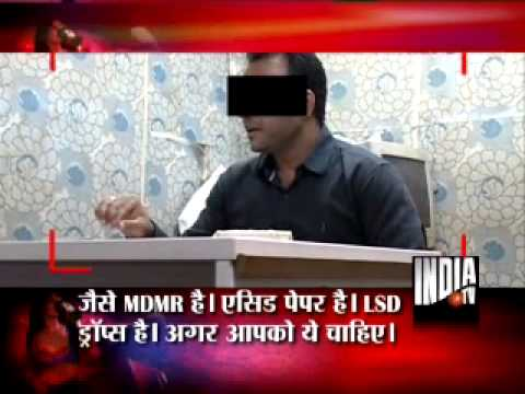 India Tv sting operation : Deadly combination of Drugs and Girls-3