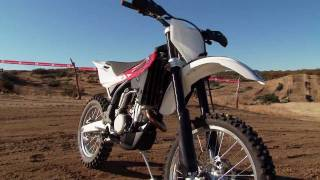 3. Testing the New 2012 Husqvarna TXC310 - Dirt Illustrated