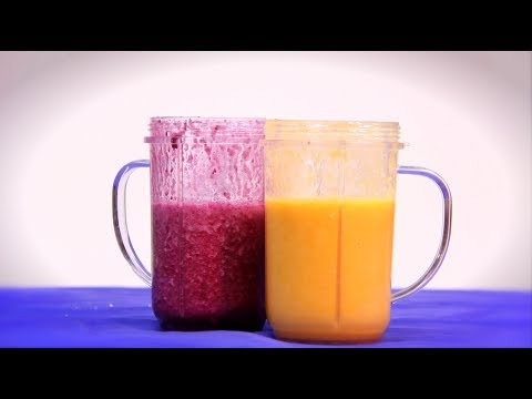 Dessert Inspired Smoothies