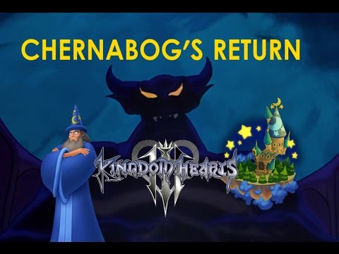 chernabog ritorna in kingdom hearts 3
