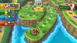 Mario Party 9 Party Mode - Toad's Road