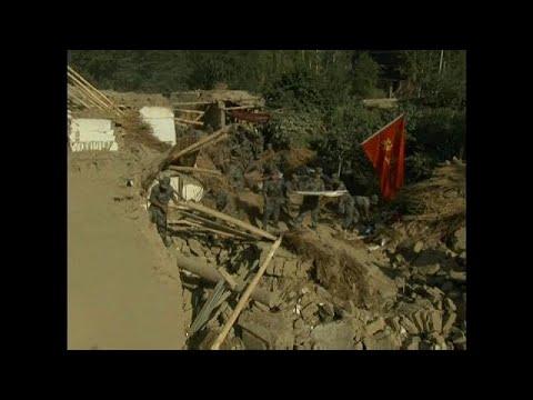 Σεισμός 7 βαθμών με 19 νεκρούς