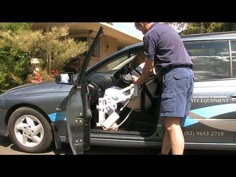 IBIS Vehicle Access Lifter