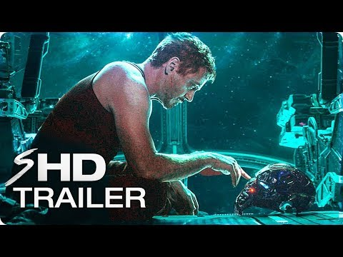 AVENGERS 4: ENDGAME Official Extended Trailer #1 (2019) Marvel Movie
