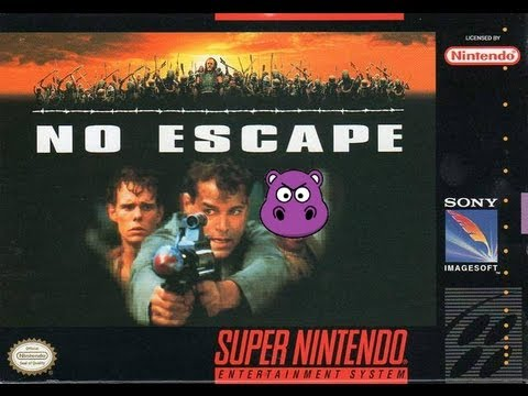 No Escape Super Nintendo