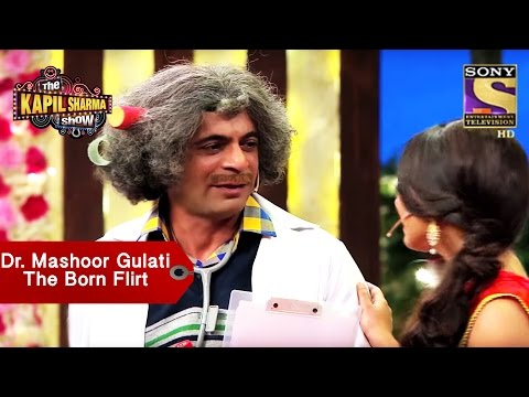 Download Dr. Mashoor Gulati, The Born Flirt - The Kapil Sharma Show