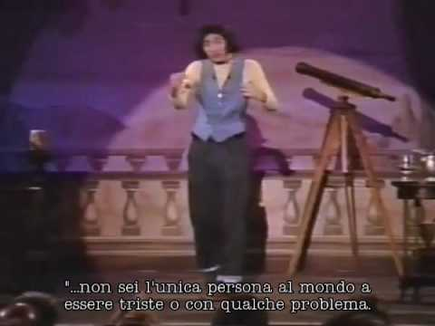 Emo Philips - Golden gate bridge (1987, official sub ita)